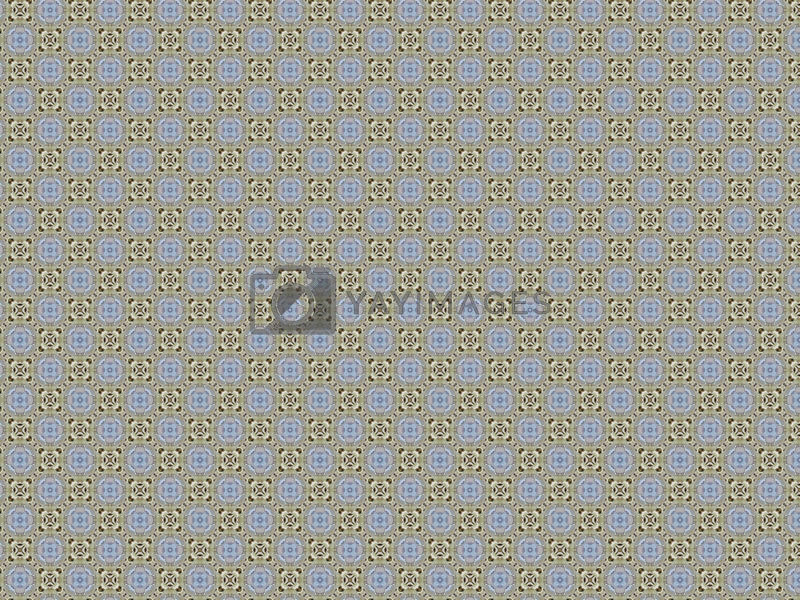 vintage shabby background with classy patterns. Retro Series by H2Oshka