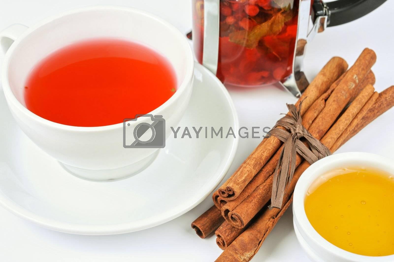 berries tea by rusak