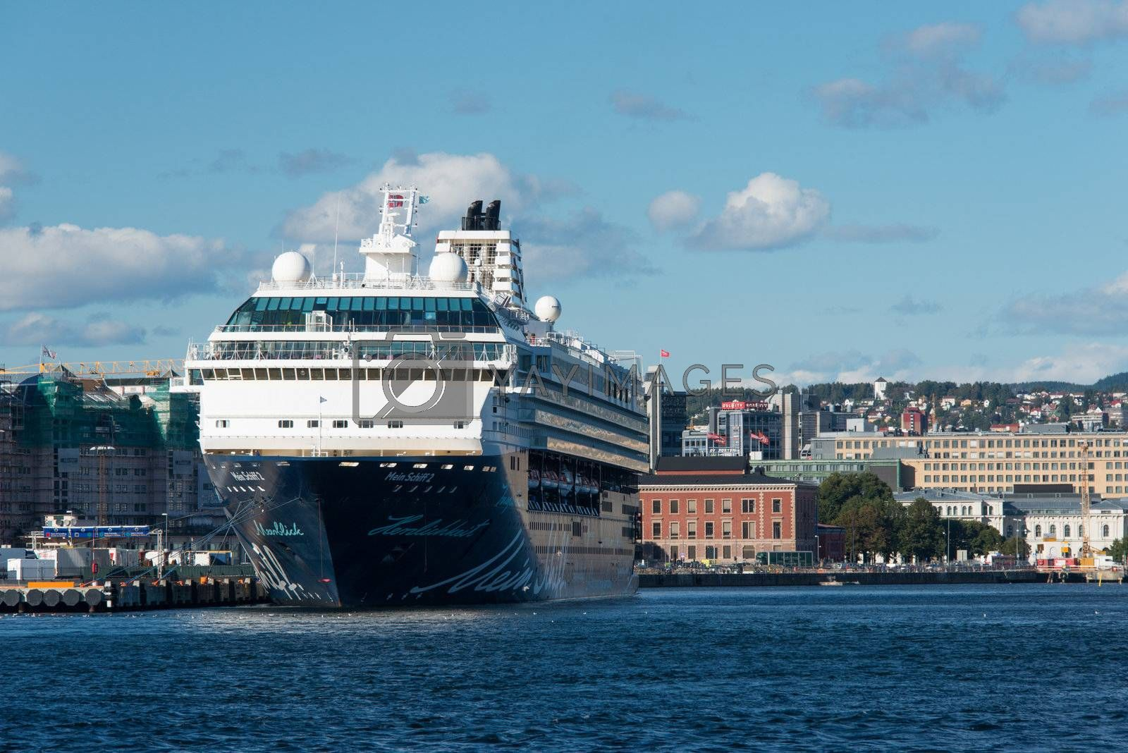 MV Mein Schiff 2 is a Century class cruise ship by Nanisimova