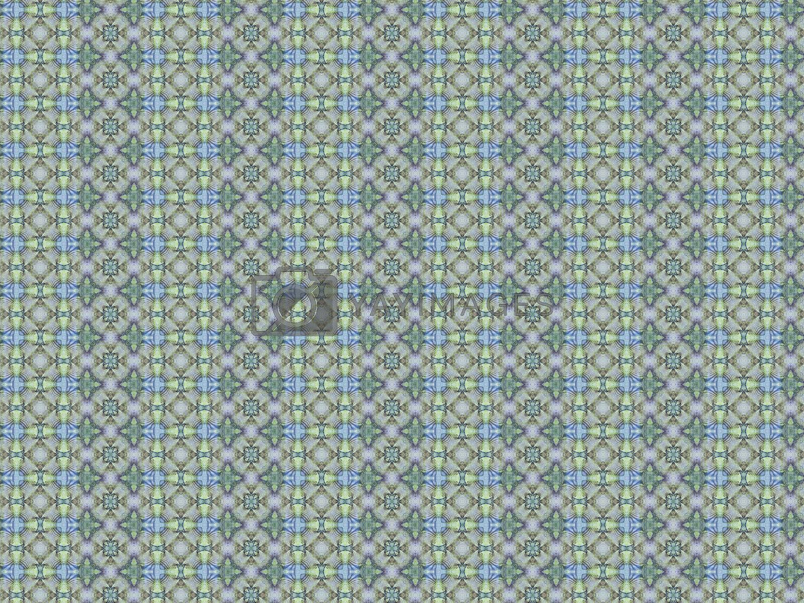 vintage shabby background with classy patterns. Retro Series by H2Oshka