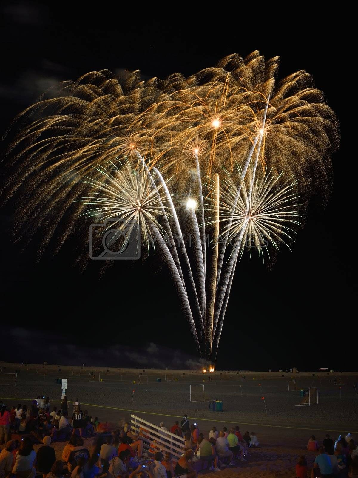 4th of July Independance Day Fireworks Wildwood NJ