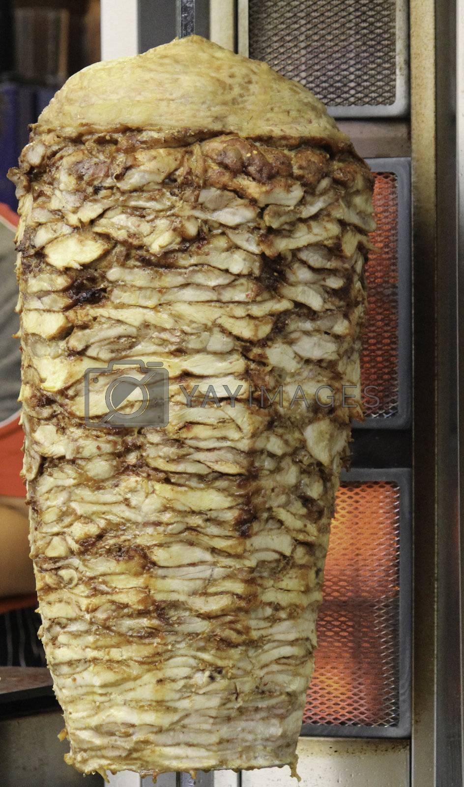 beef kebab barbecue delicious
