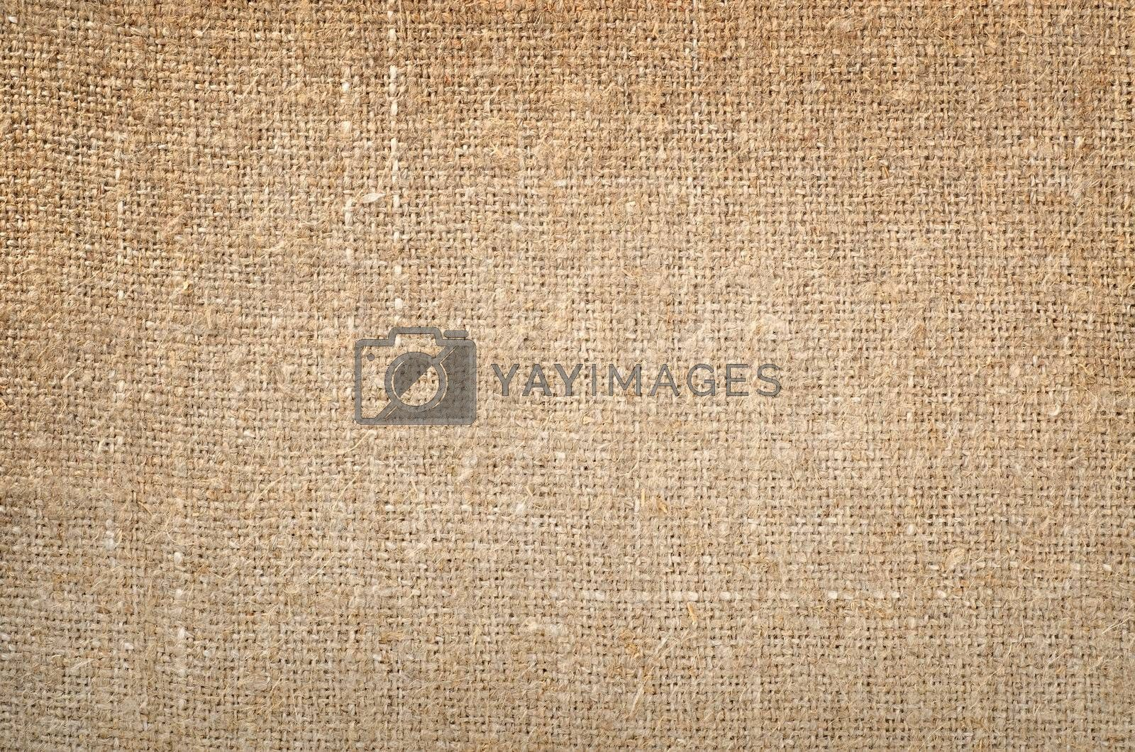 Seamless linen canvas by Givaga