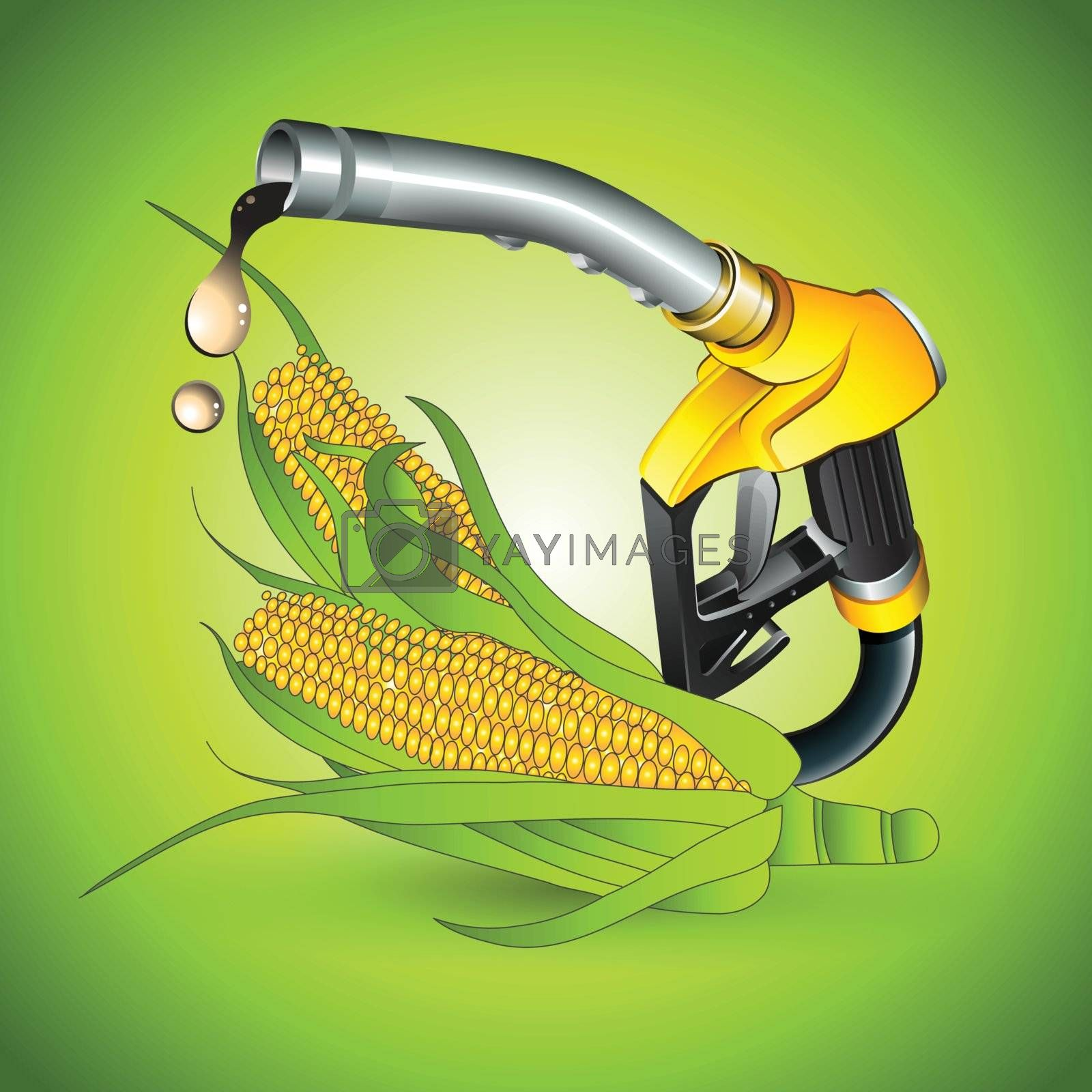 bio concept fuel from corn by nirots