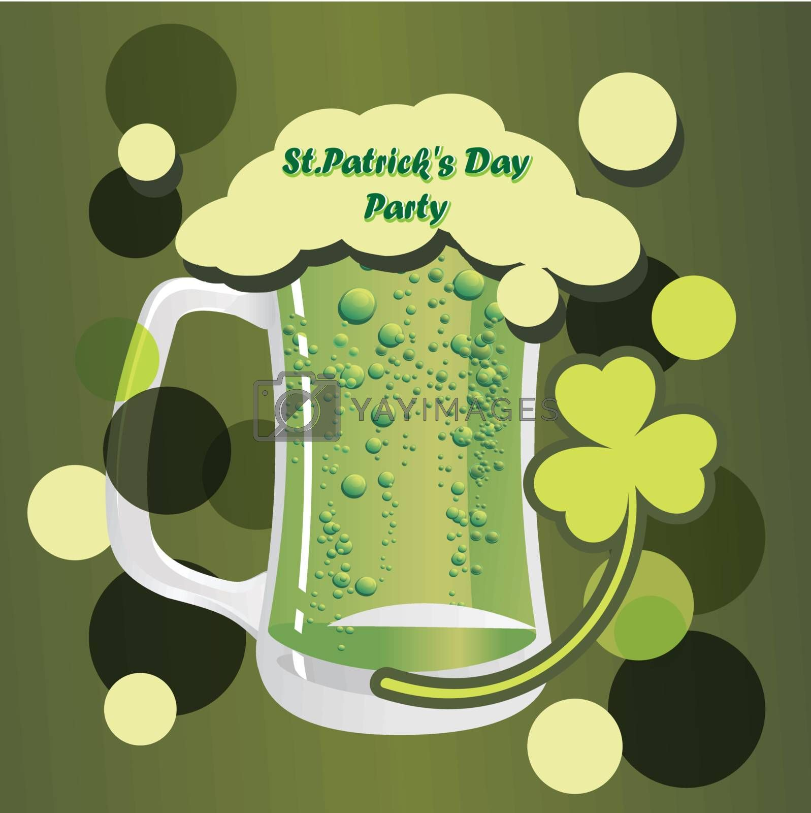 St Patrick s Day Greetings Party by nirots