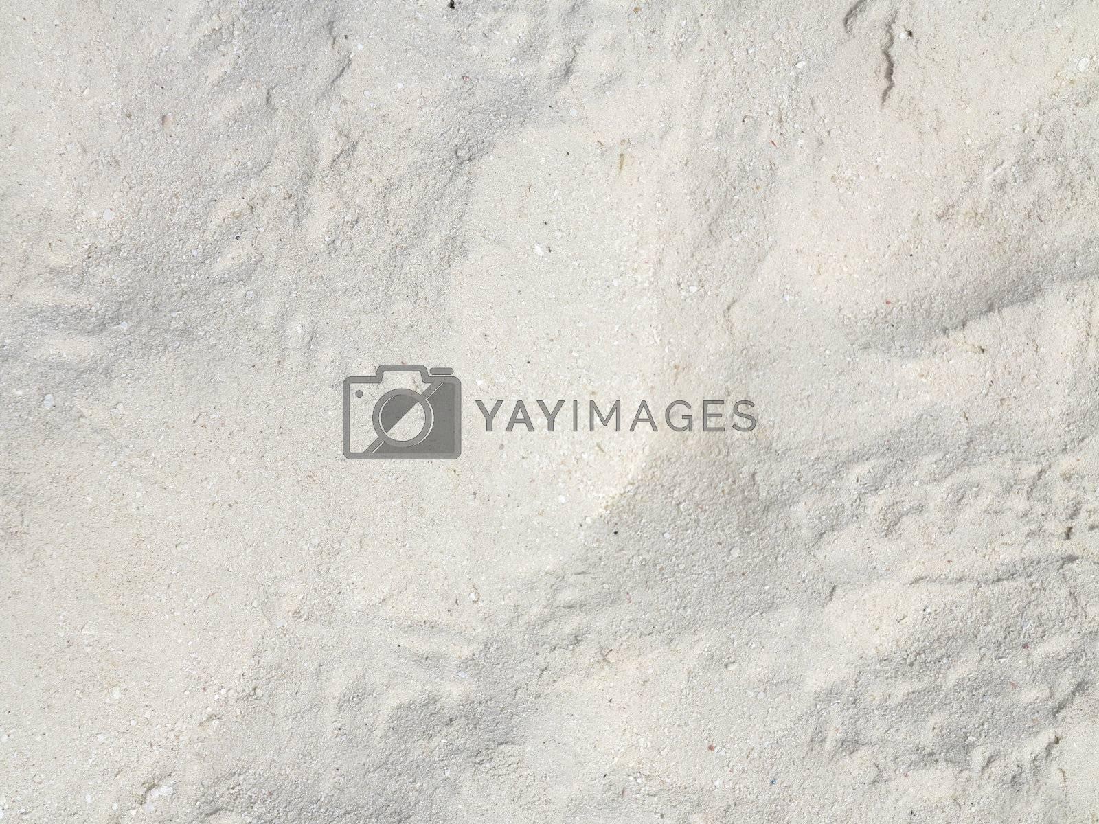 White sand texture, Maldives by get4net
