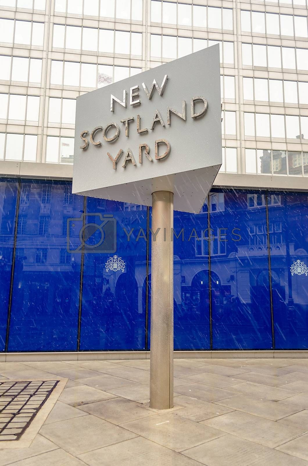 New Scotland Yard Building, London, UK