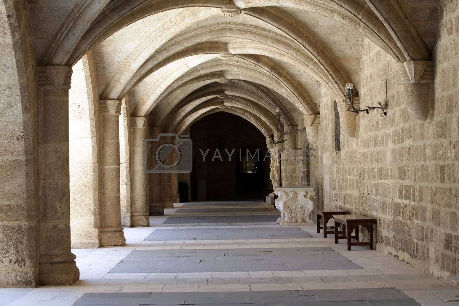 The Palace of the Grand Master of the Knights of Rhodes