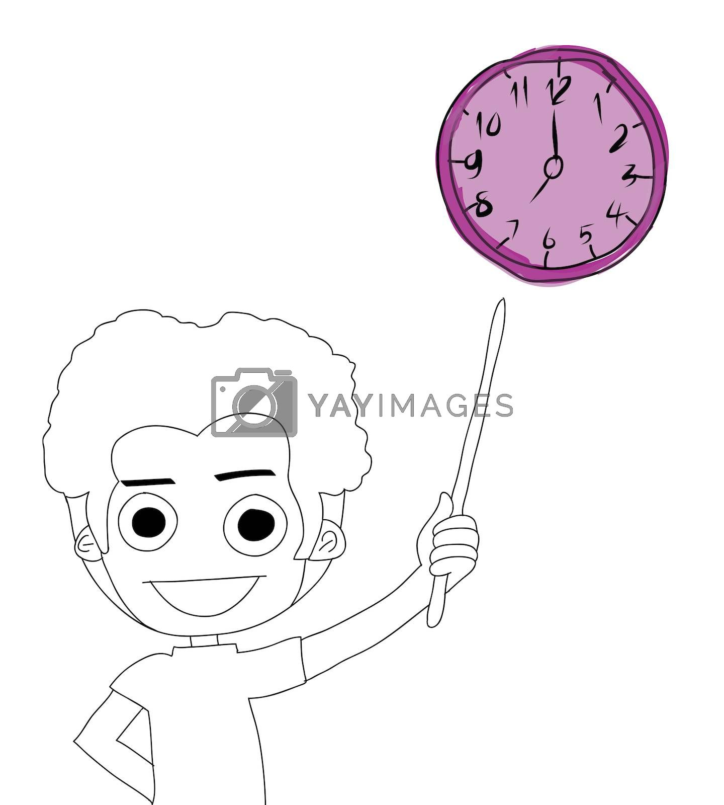 time kid