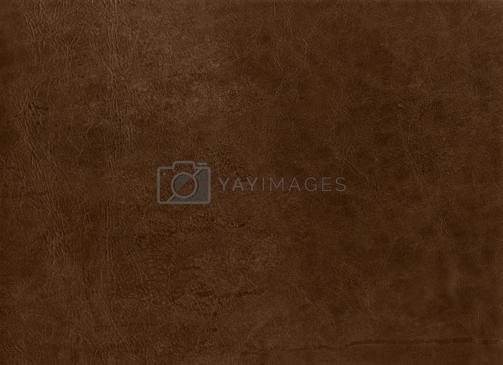 brown Leather vintage texture Background