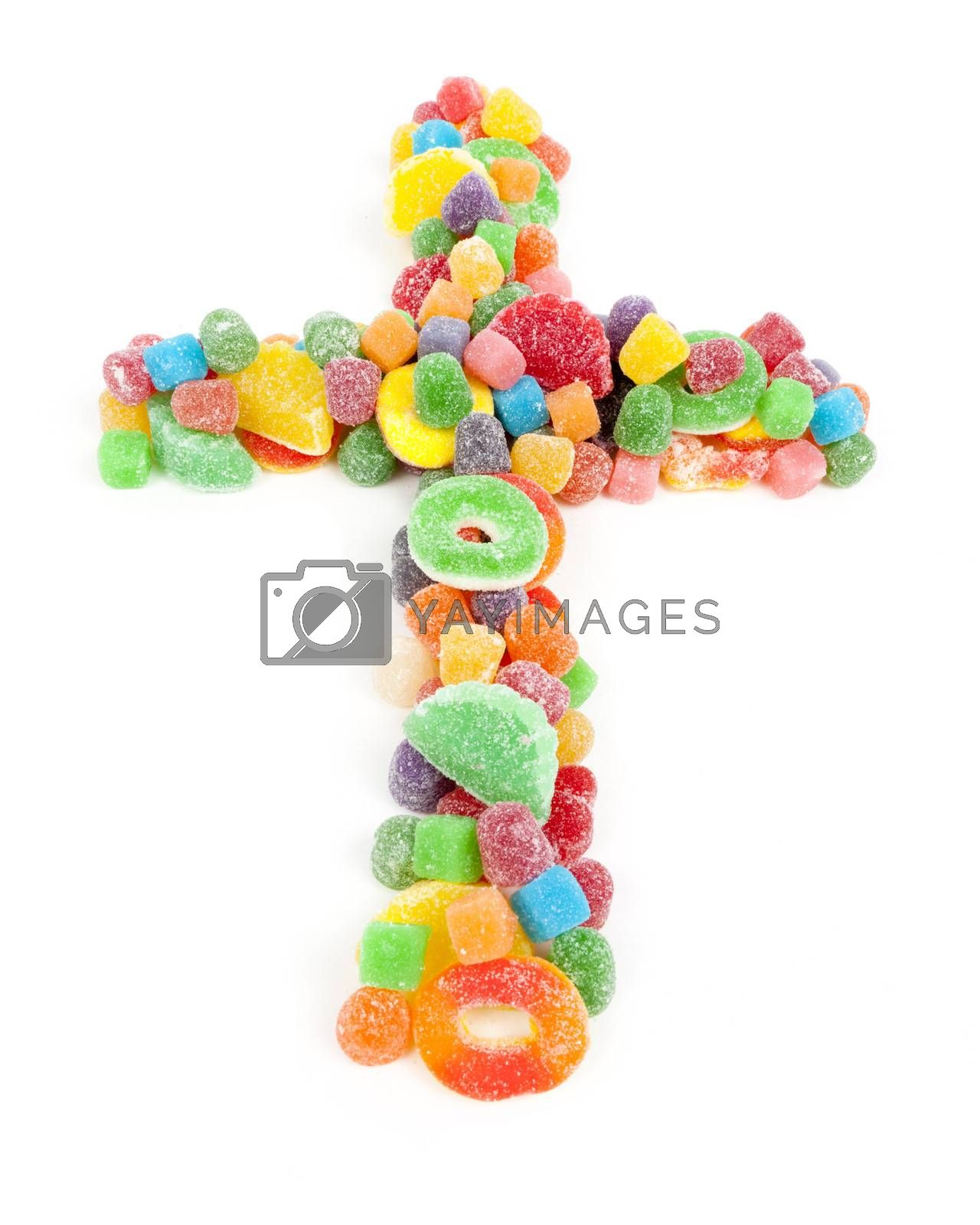 Royalty free image of Candy Cross by mothy20