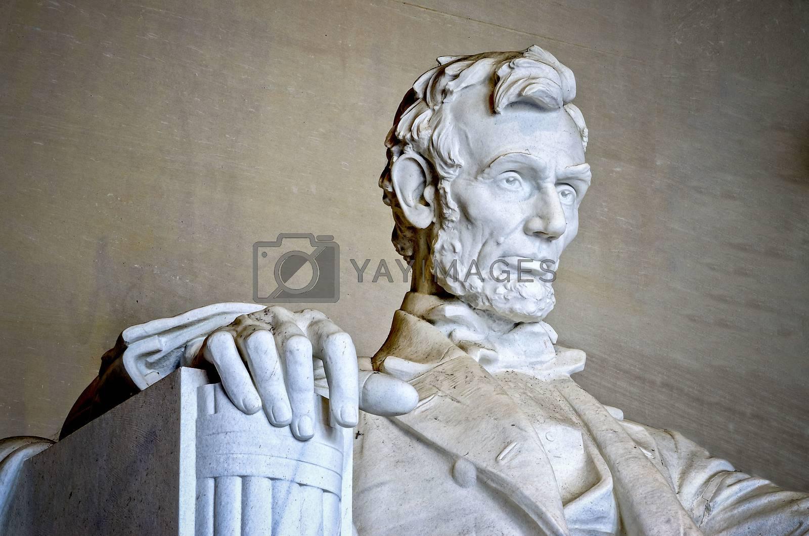 Lincoln Memorial, Washington DC, USA