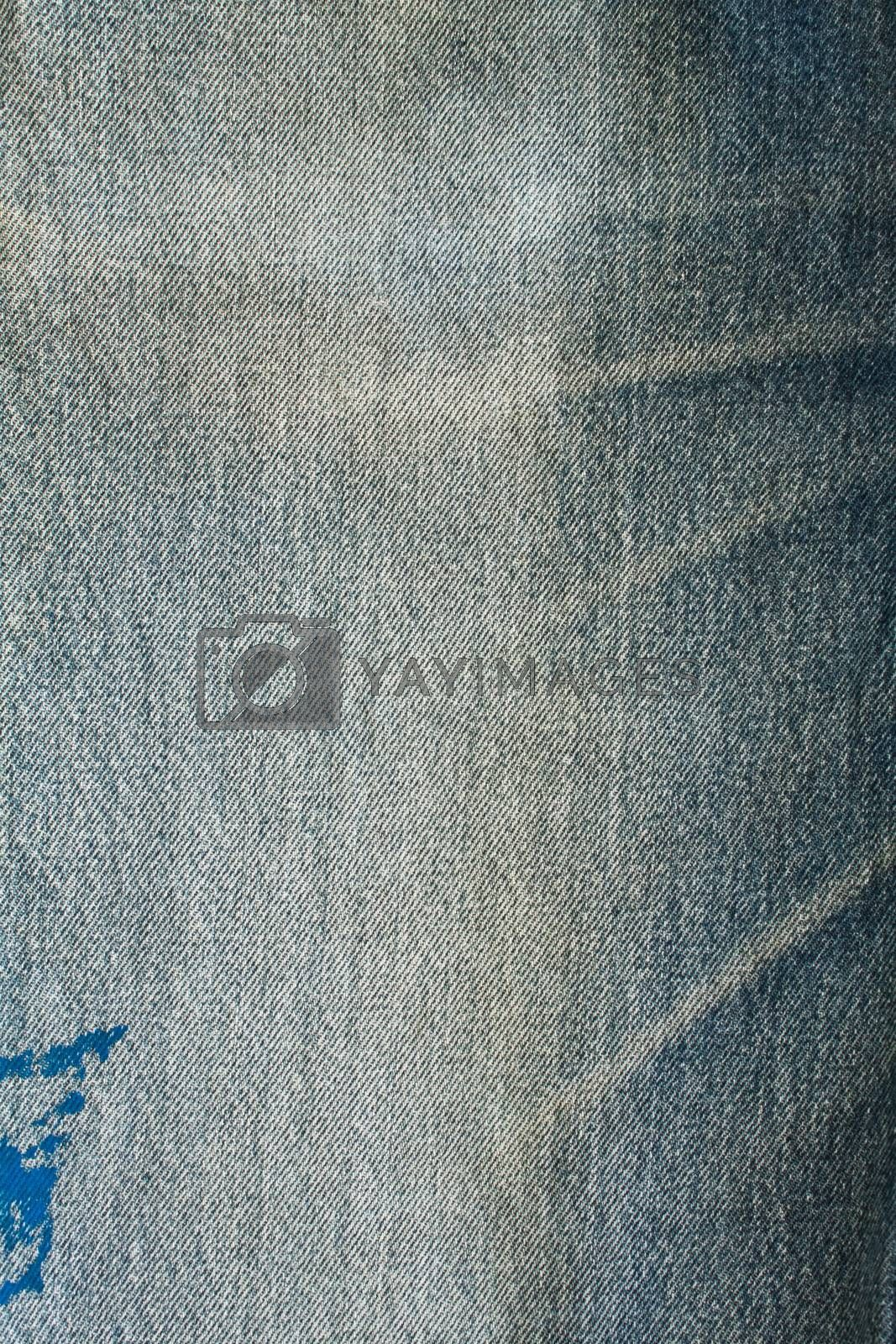 texture of  modern jeans with pocket, can be used as a background