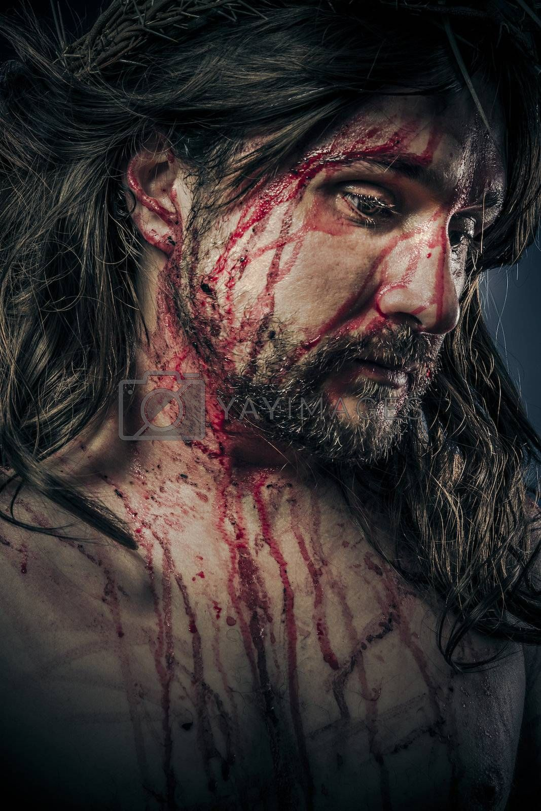 Christianity, viacrucis concept, religion picture