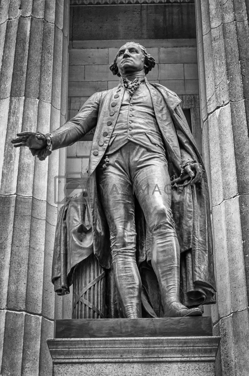 George Washington Statue, Federal Hall, New York City