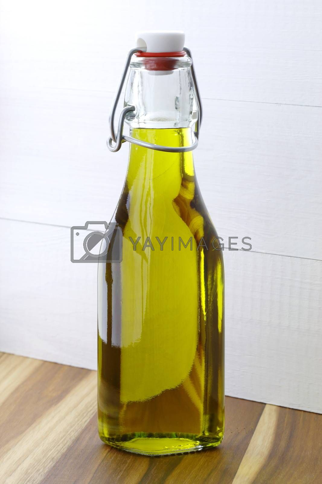Delicious olive oil made from fresh cold pressed olives, one of the most used oils in fine cooking.