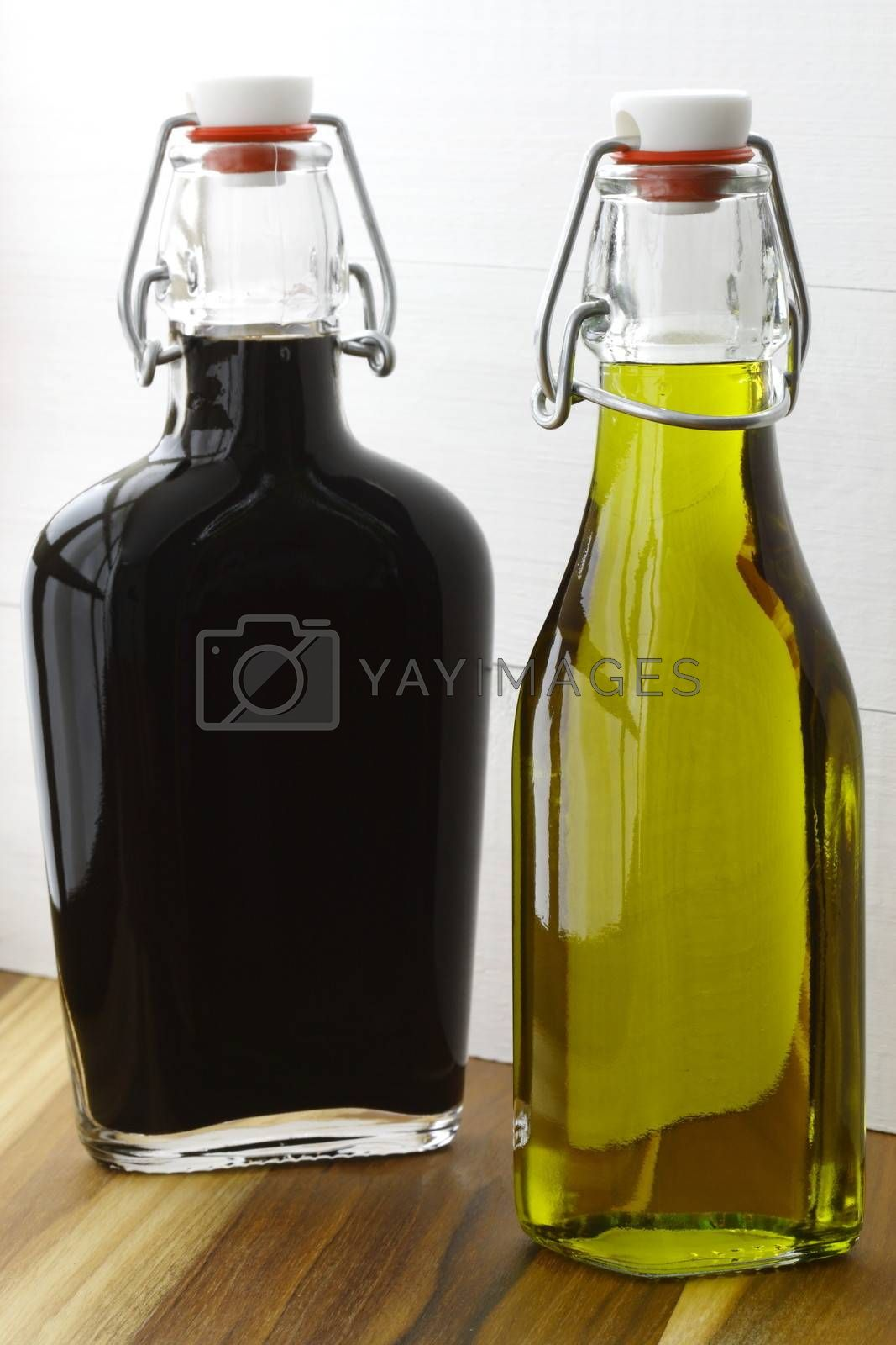 Delicious olive oil made from fresh cold pressed olives and balsamic vinegar.
