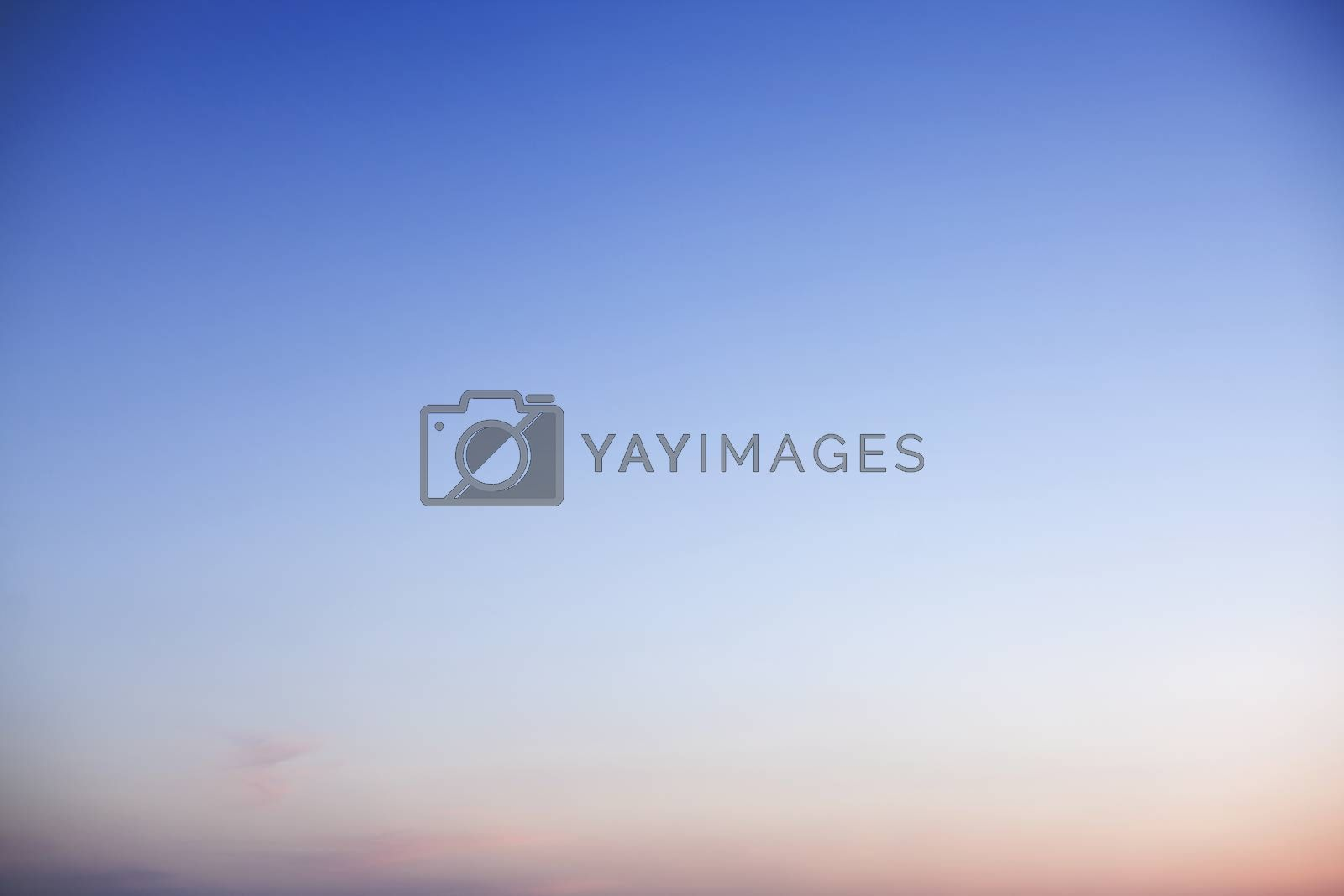 Sky at dusk, only sky, backgrounds by XiXinXing