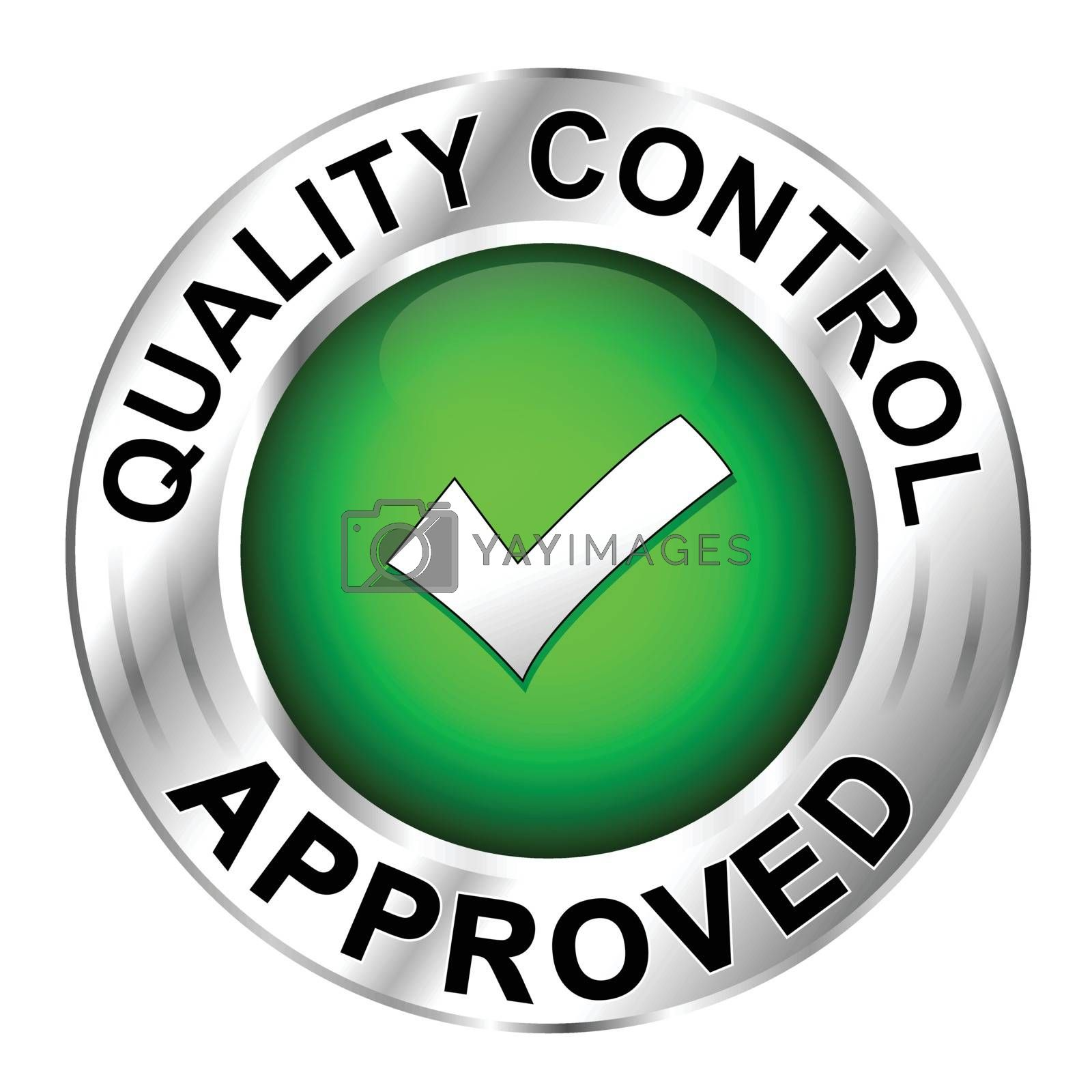 Icon quality control approved
