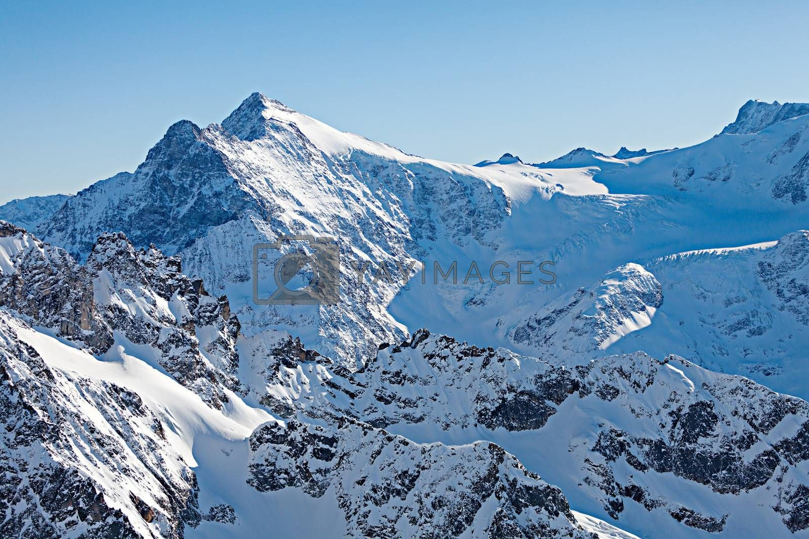 The Alps by ajn