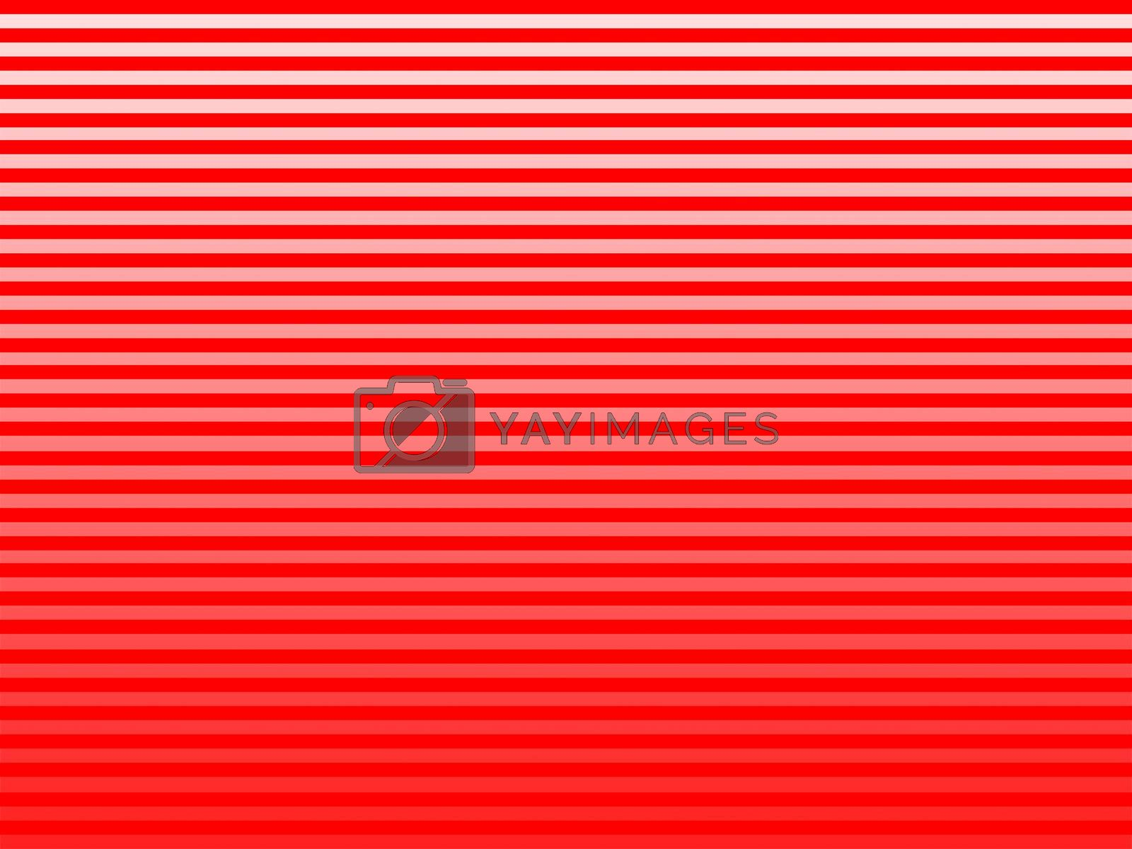 red street line abstract on green tone background