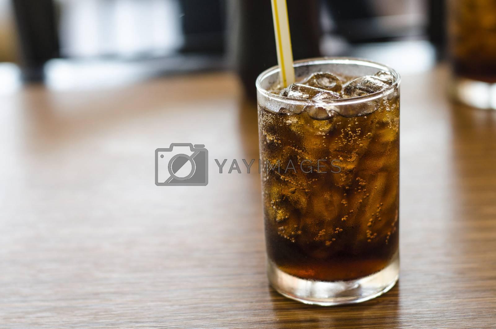 popular soda in resturant it popular in many country