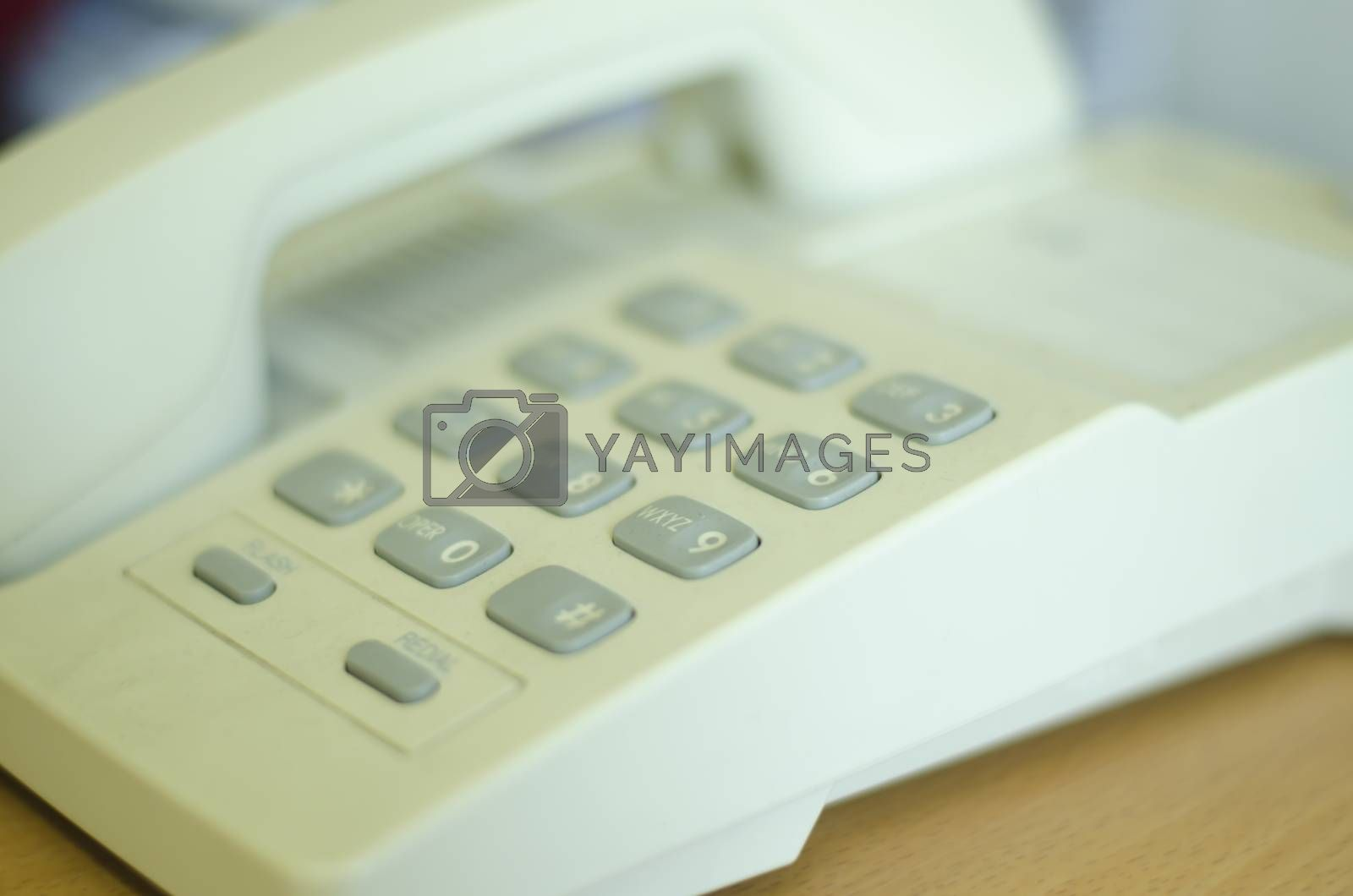 telephone in office can see in many public office