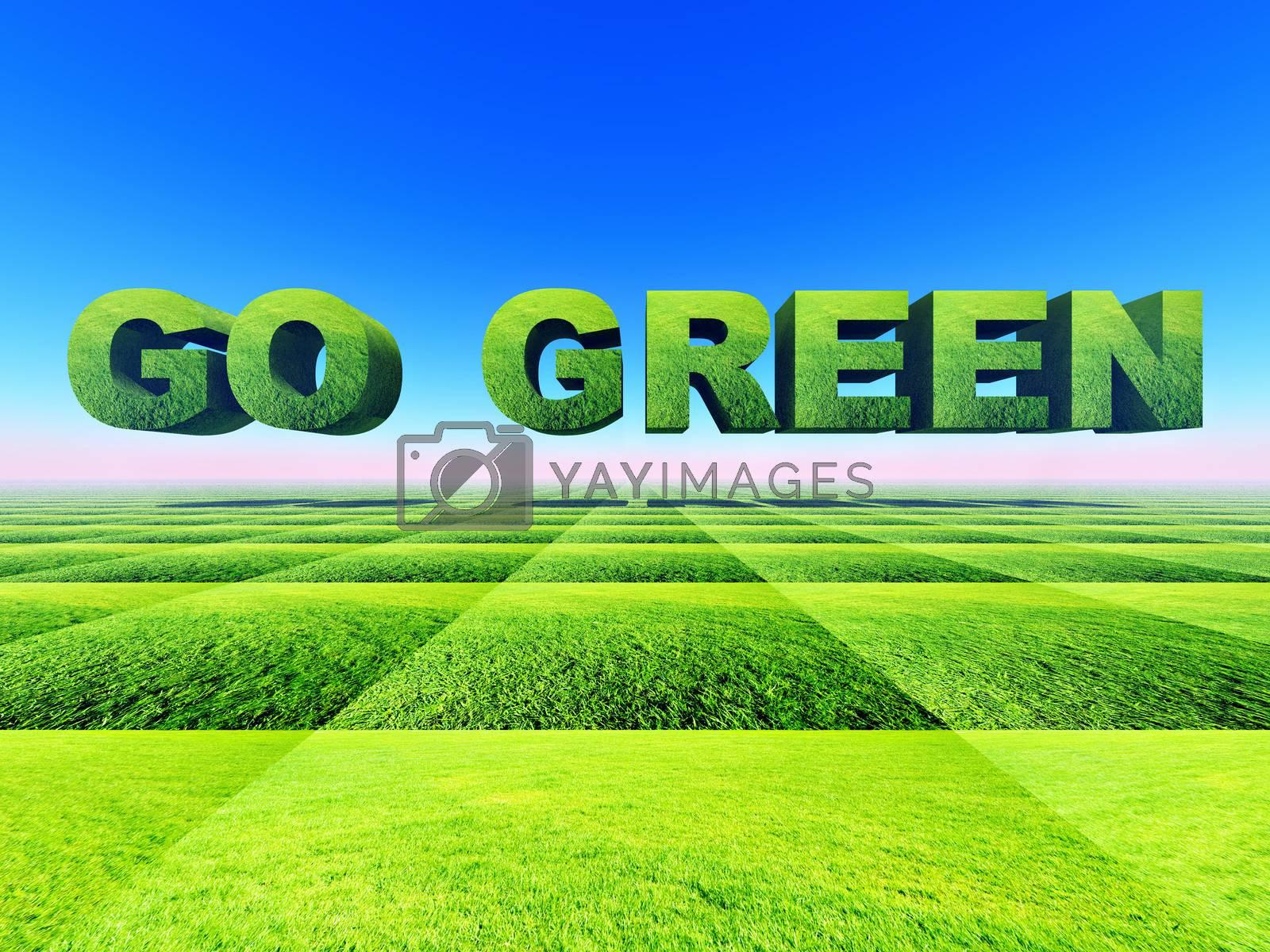 illustration of ecology