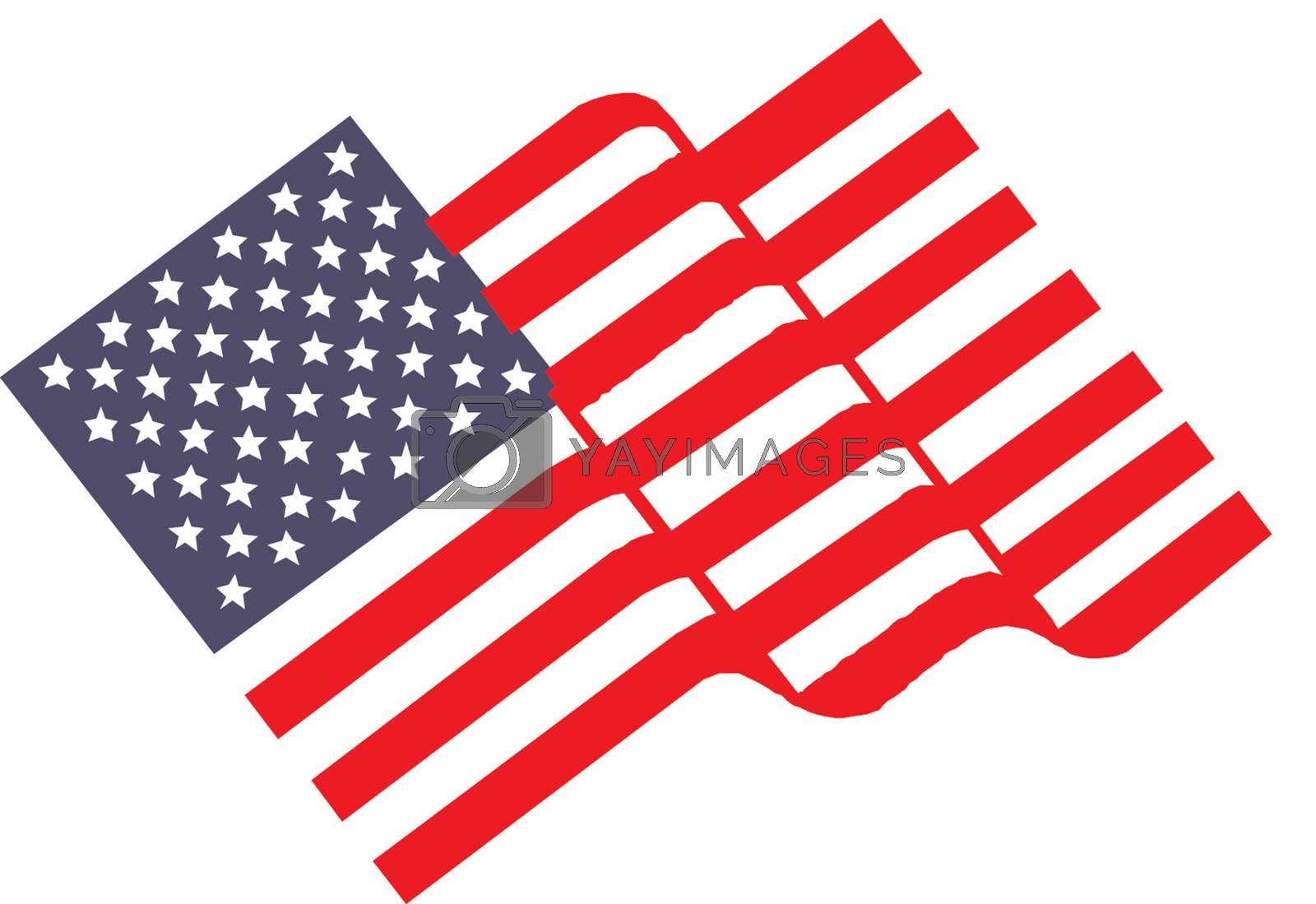 United Stated flag