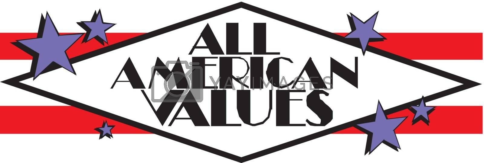 all american values
