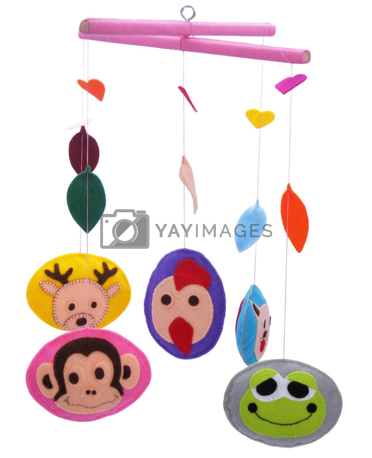 Animals toys by sattva