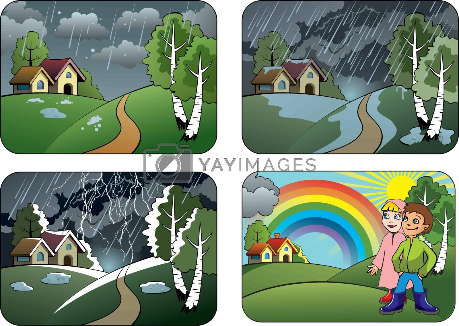 Weather by ensiferum