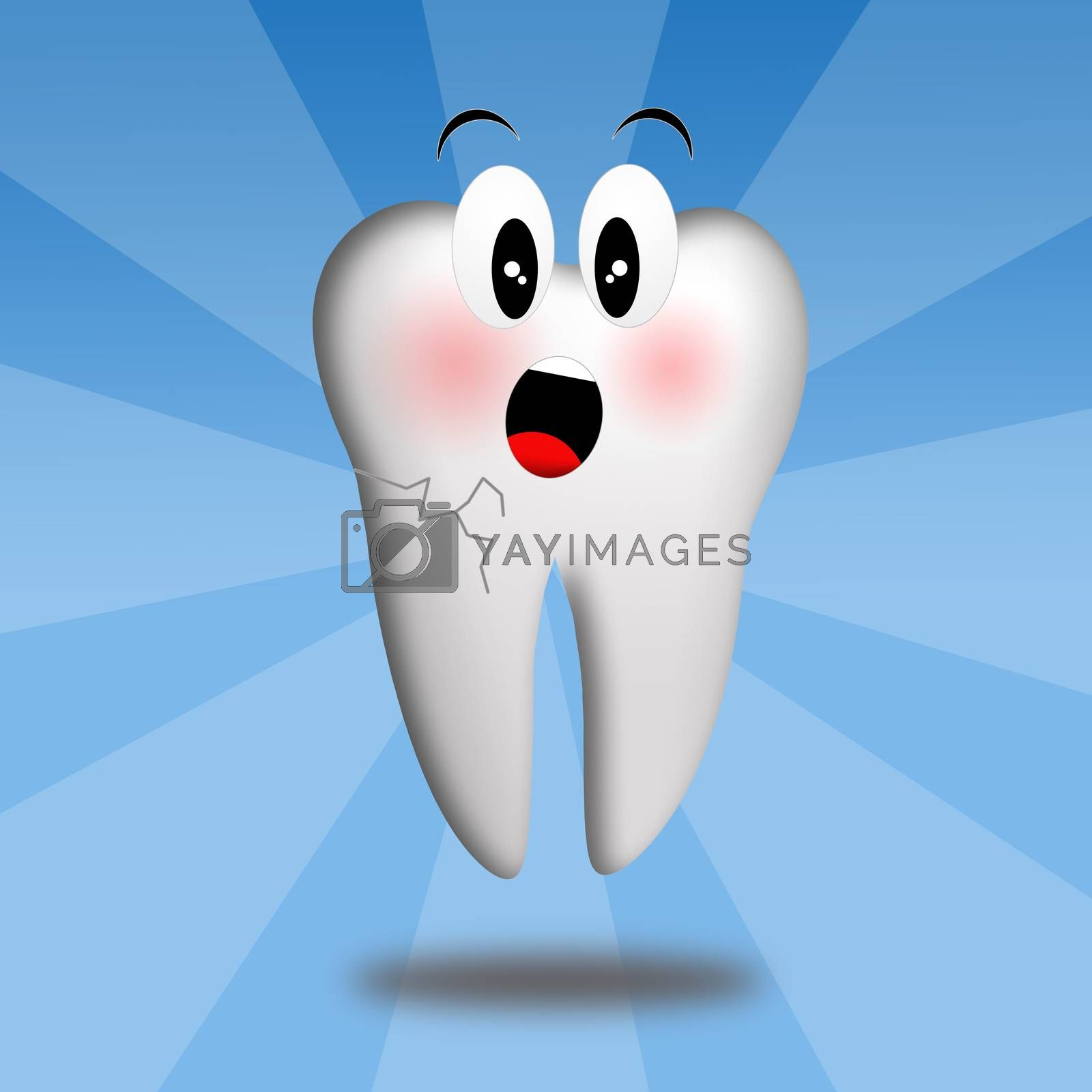 Dental care by sognolucido