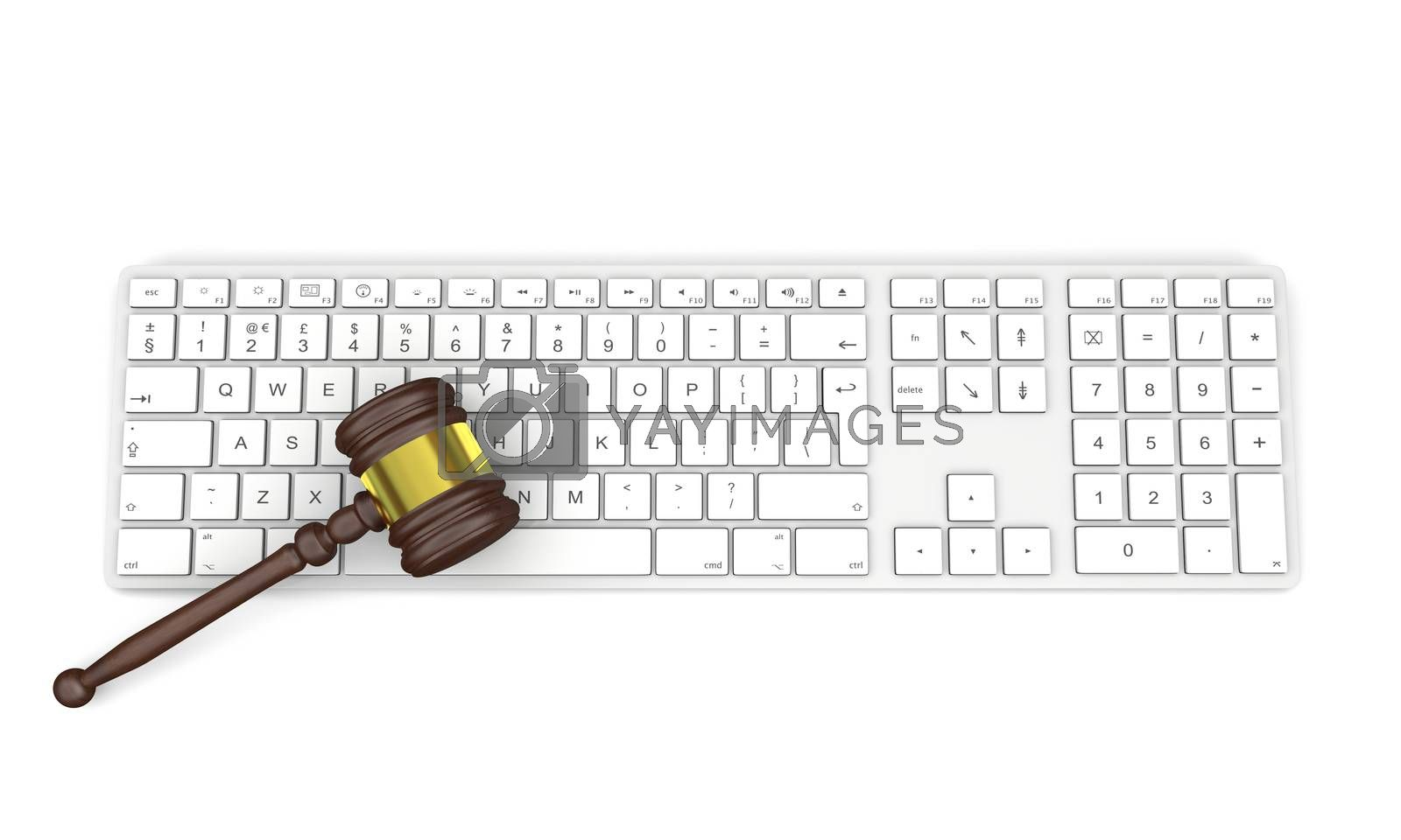 Technology and law by Harvepino