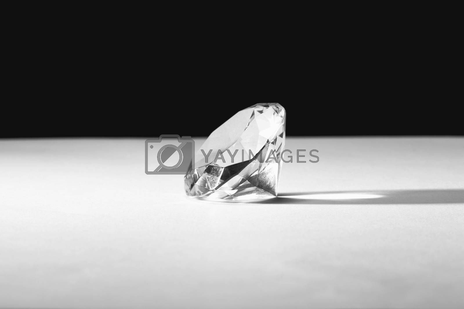 Single diamond by moodboard