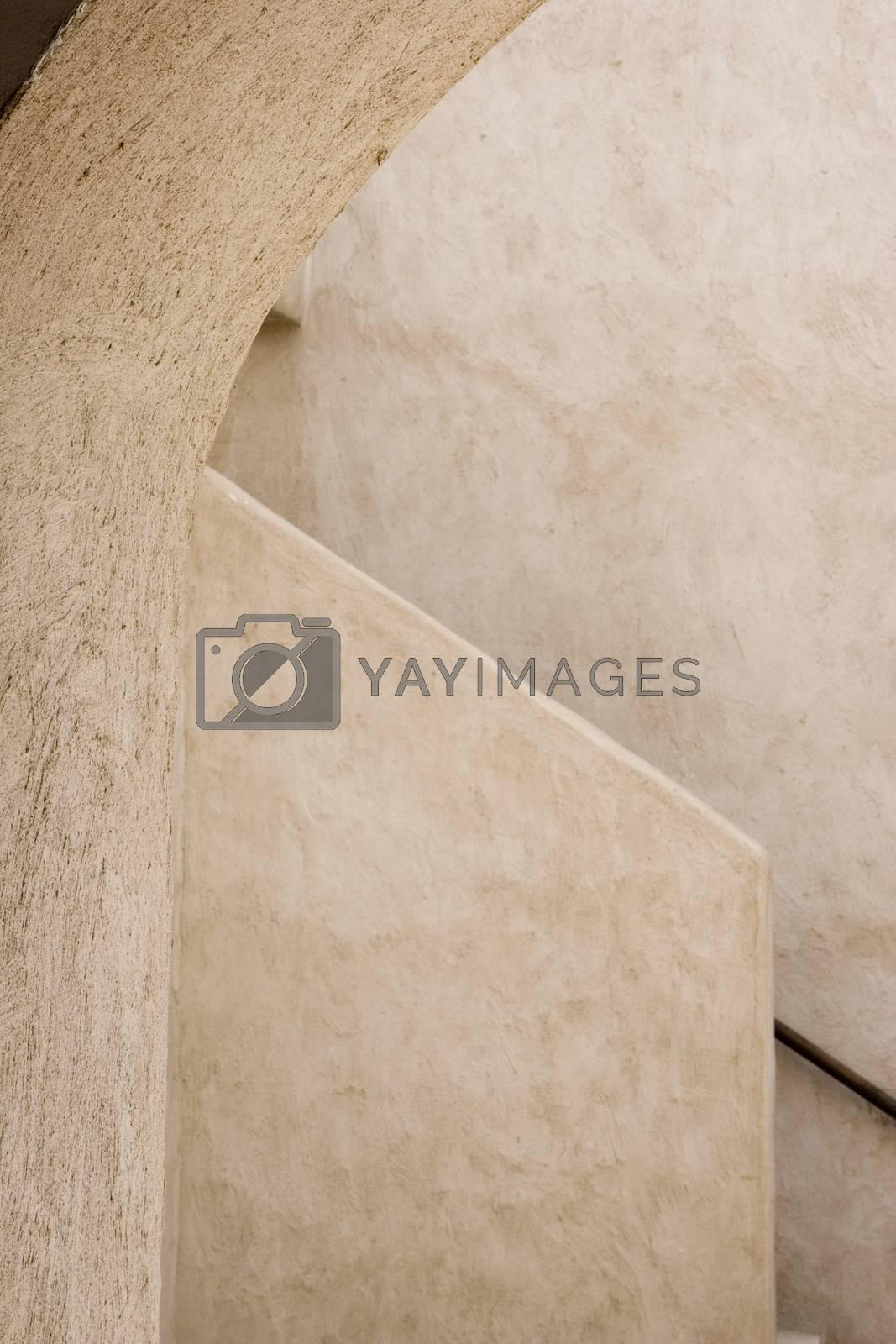 Dubai UAE Architectural detail of Sheikh Saeed al-Maktoum House by moodboard