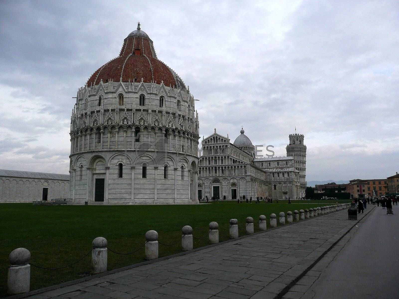 Piazza dei Miracoli, Square of Miracles, Pisa, Italy