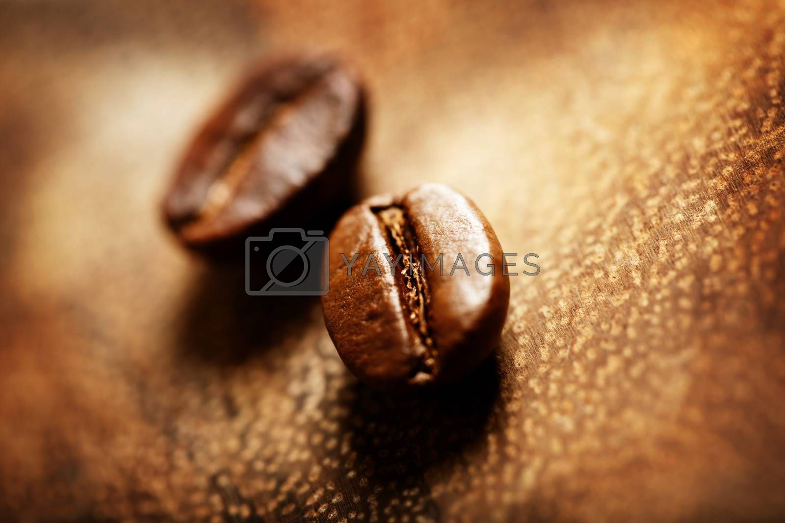 Royalty free image of Coffee beans by melpomene