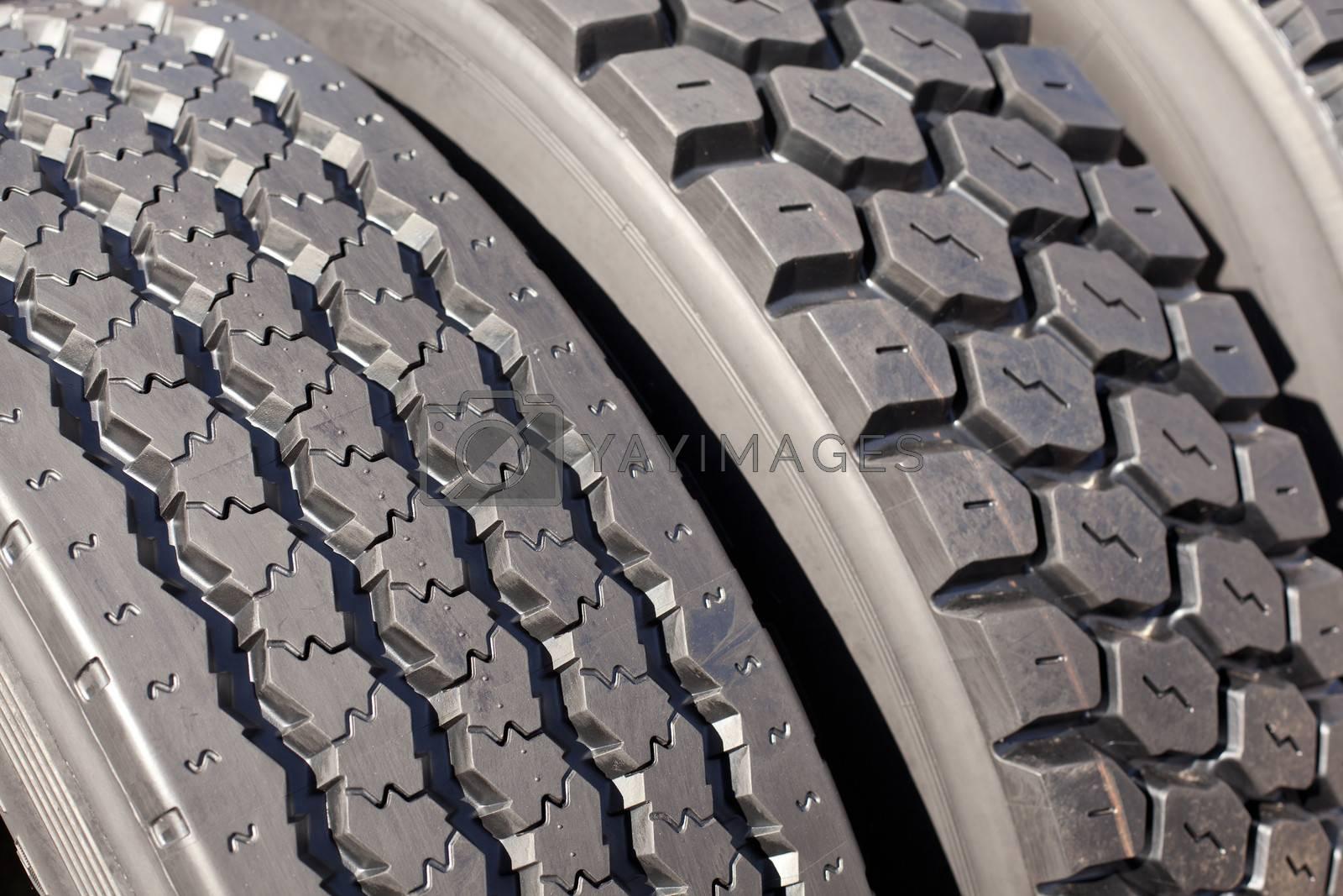 New black tires