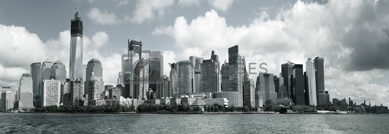 New York City - Manhattan by friday