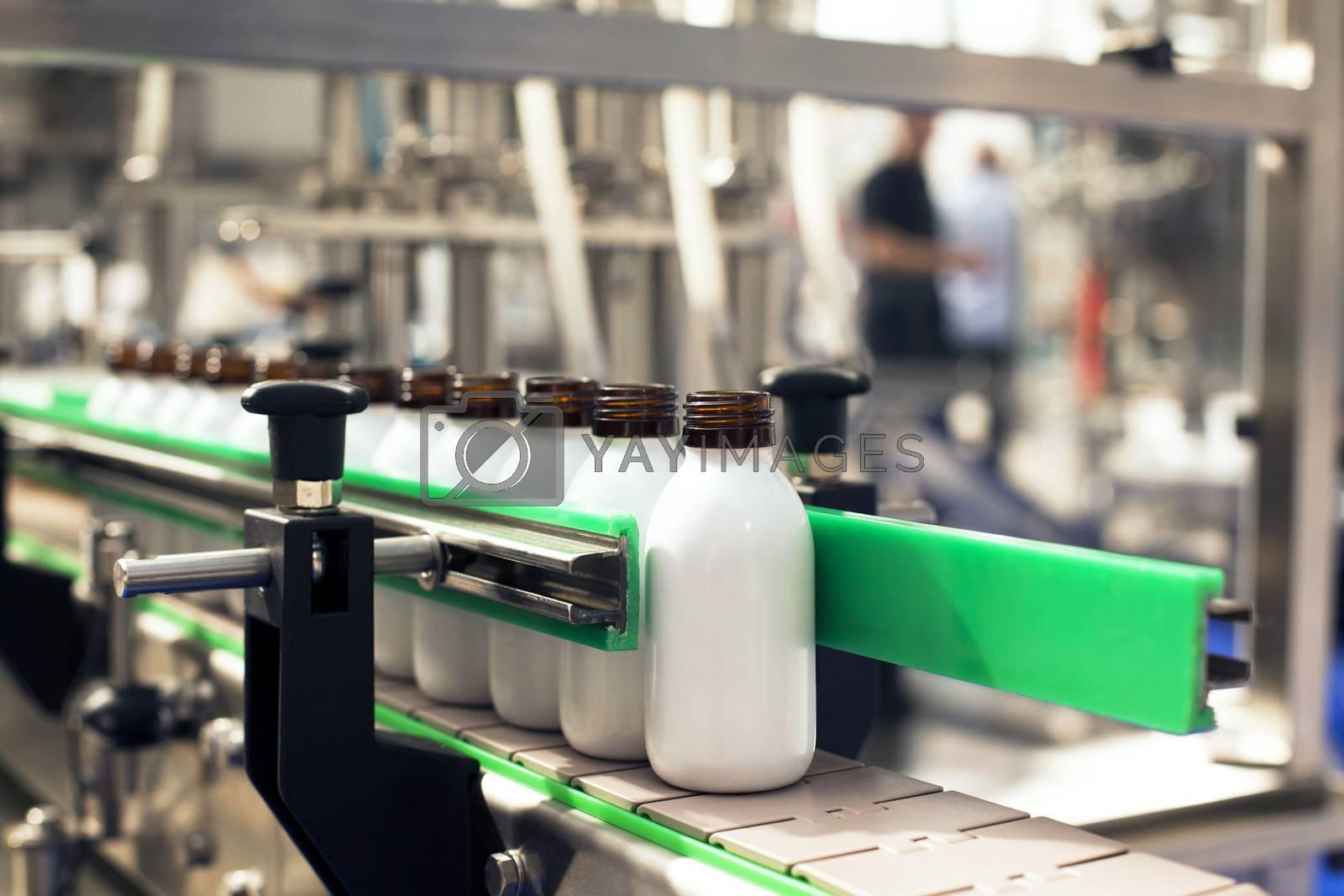 Bottling factory