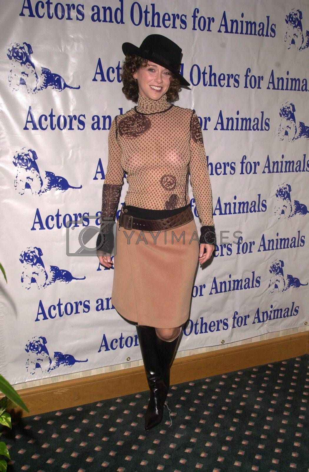 Michele Greene at the Actors and Others for Animals benefit, Universal City, 10-21-00