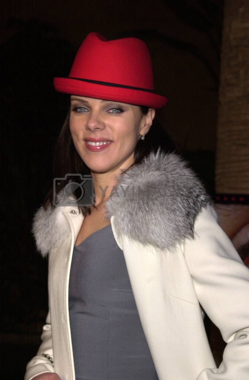 """Debi Mazar at the premiere of Artisan Entertainment's """"Requiem For A Dream"""" in Hollywood, 10-16-00"""