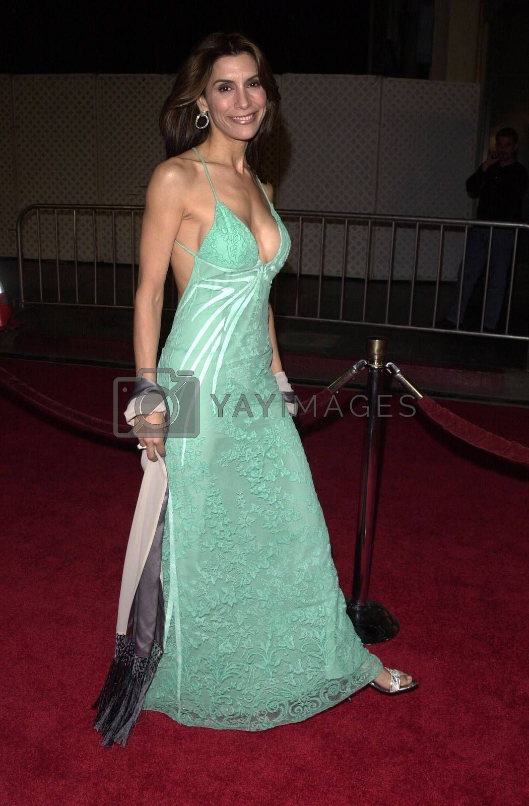 """Jo Champa at a special presentation of Disney's """"The Lion King"""" benfitting the Karabo Foundation, Pantages Theater, 10-18-00"""
