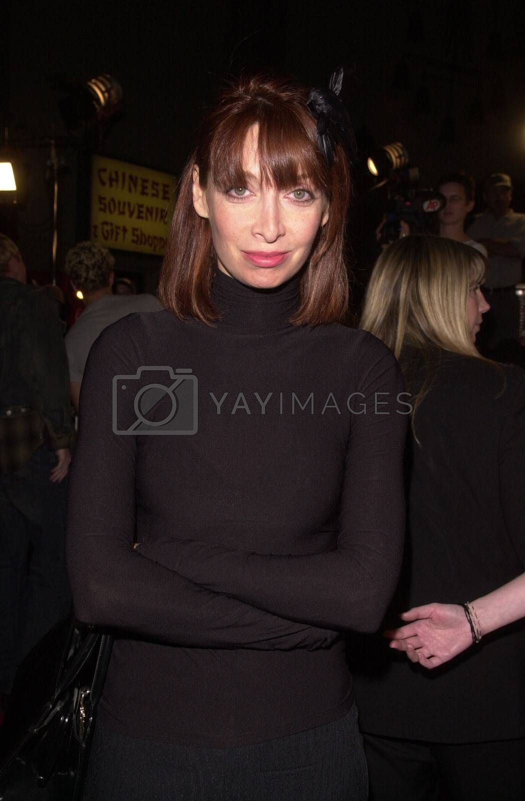 """Illeana Douglas at the premiere of Artisan Entertainment's """"BLAIR WITCH 2: Book Of Shadows"""" at the Chinese Theater, Hollywood, 10-23-00"""