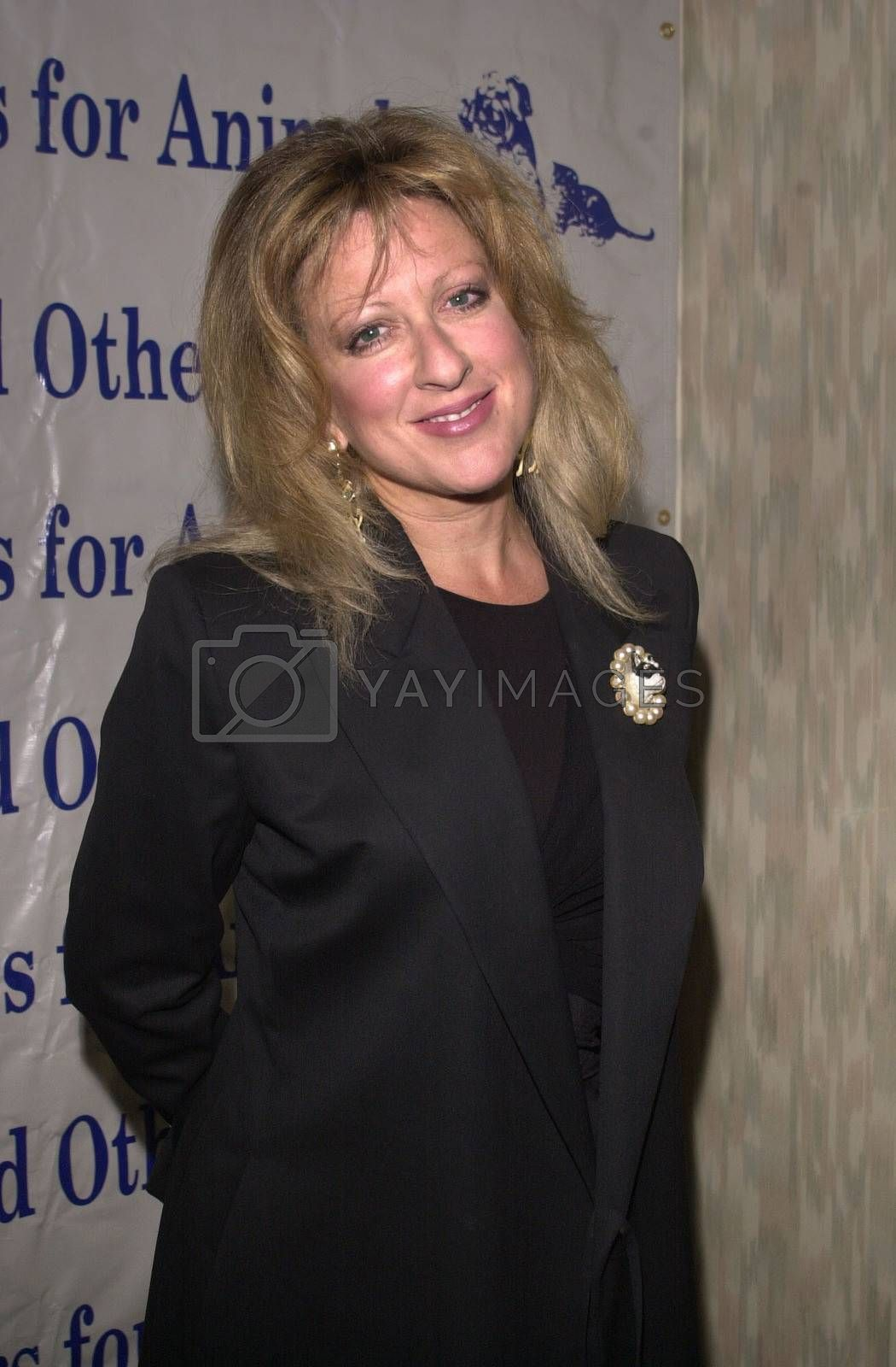 Elayne Boosler at the Actors and Others for Animals benefit, Universal City, 10-21-00
