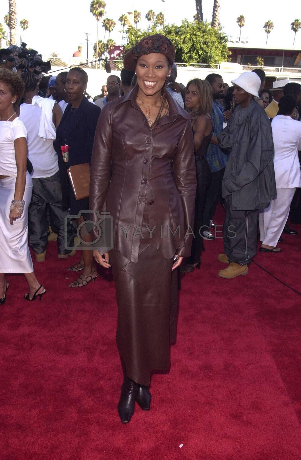 Yolanda Adams at the 2000 Soul Train Lady Of Soul Awards, Santa Monica, 09-03-00