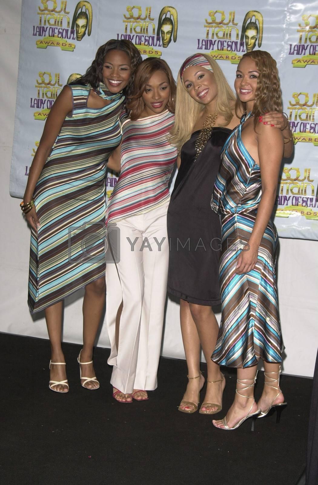So Plush at the 2000 Soul Train Lady Of Soul Awards, Santa Monica, 09-03-00