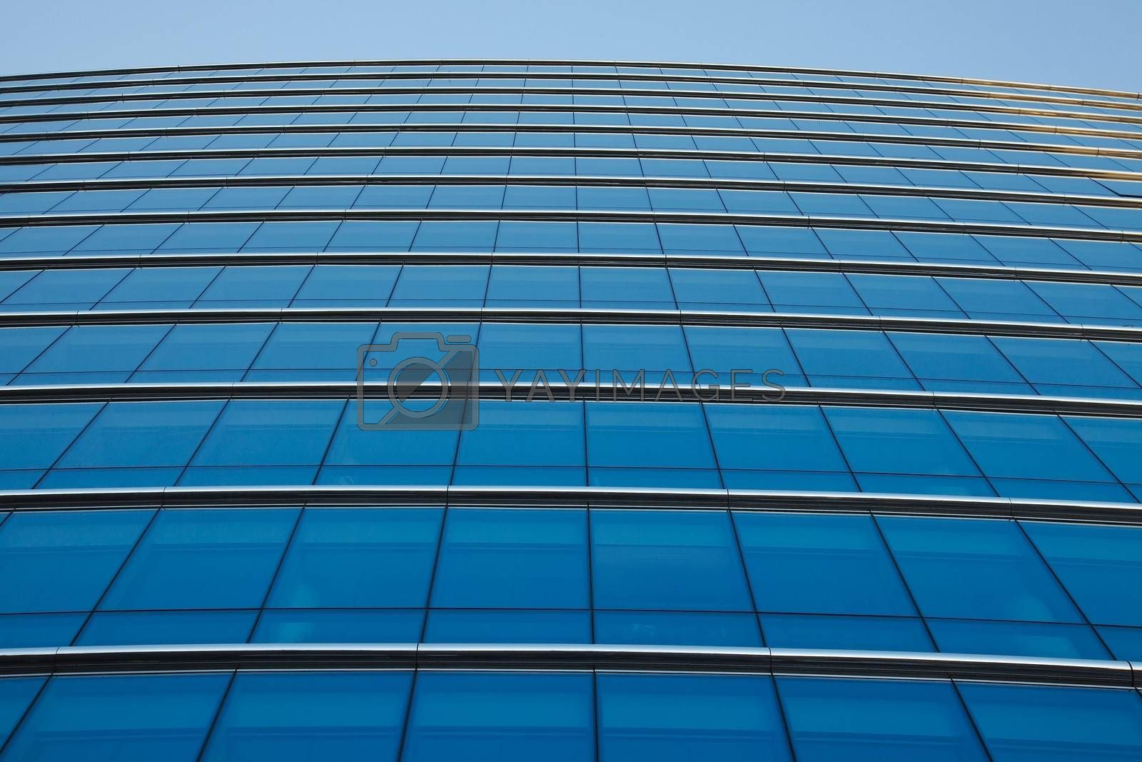 Royalty free image of Office Building by Gudella