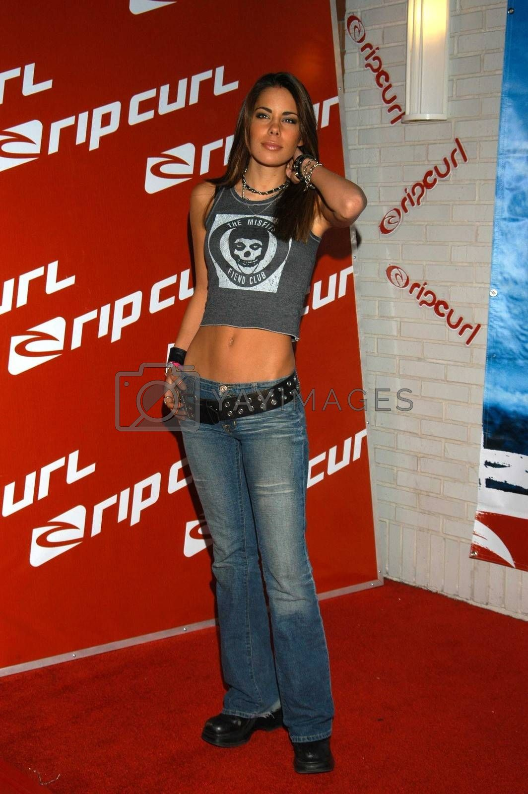Royalty free image of The Rip Curl Grand Opening by ImageCollect
